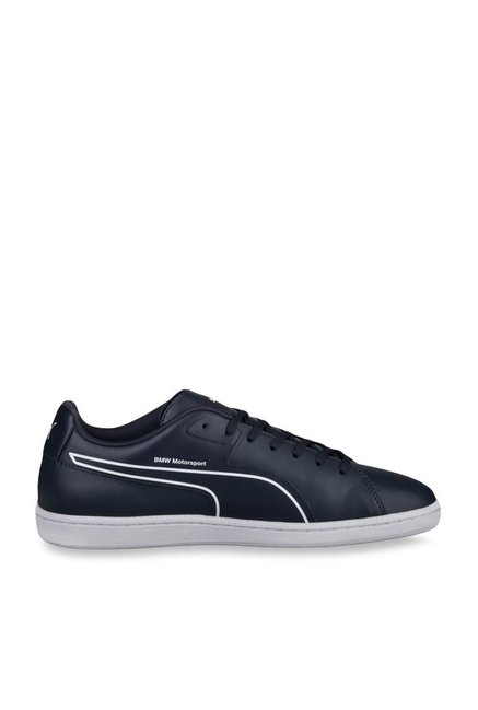 86d6439dfd705d Buy Puma BMW MS Court S Team Blue Sneakers for Men at Best Price   Tata CLiQ