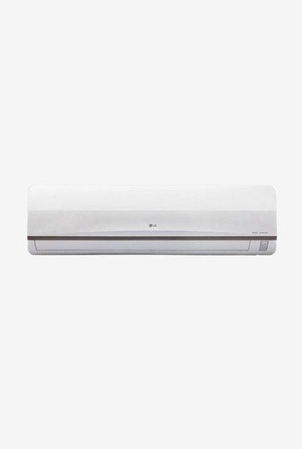 LG 1.0 Ton 3 star (BEE rating 2018) JS-Q12SUXD1 Inverter Split AC (White)