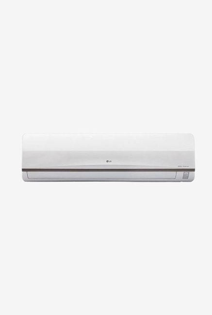 LG 1.5 Ton 3 star (BEE rating 2018) JS-Q18SUXD2 Inverter Split AC (White)