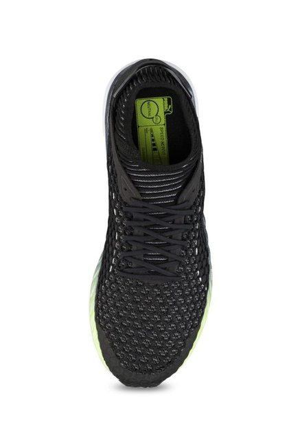 4d0034a796219d Buy Puma Speed Ignite Netfit 2 Black Running Shoes for Men at Best ...