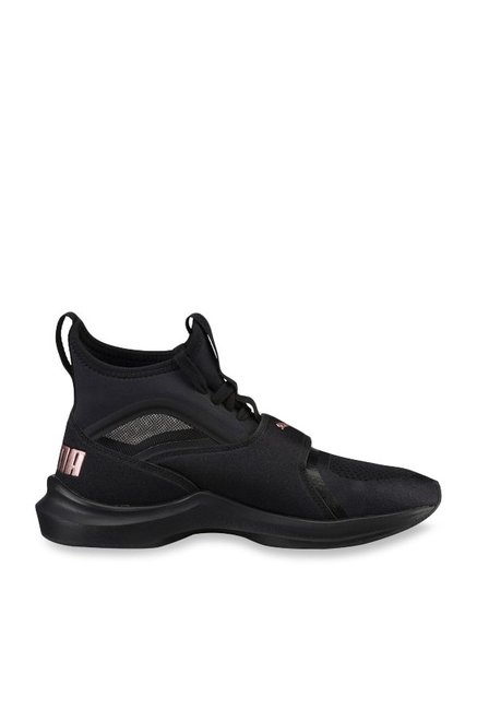 Buy Puma Phenom Black Training Shoes for Women at Best Price ... 45ffa9099