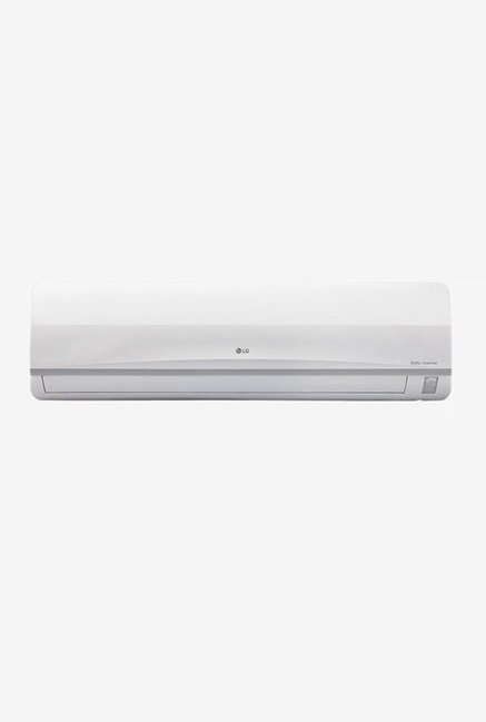 LG 1.5 Ton 3 Star BEE Rating 2018 Inverter AC White, JS-Q18MUXD, Copper Condenser
