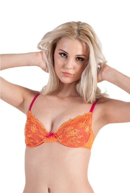 Bwitch Raspberry Under Wired Non Padded T-Shirt Bra