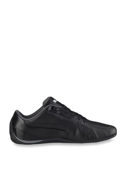 shop best sellers 50% off premium selection Buy Puma Drift Cat 5 Carbon Black Sneakers for Men at Best ...