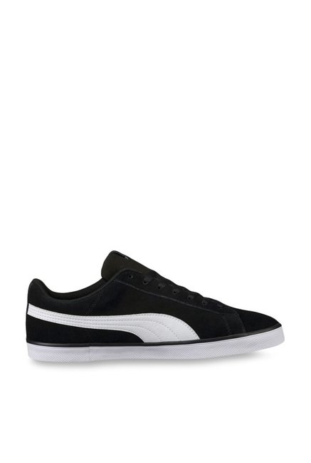 00896282e93857 Buy Puma Urban Plus SD Black Sneakers for Men at Best Price ...