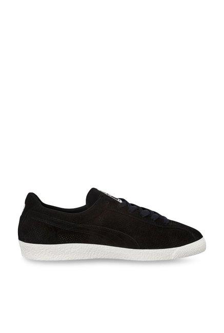 be00b2f2280 Buy Puma Te-Ku Summer Black   White Sneakers for Men at Best Price   Tata  CLiQ