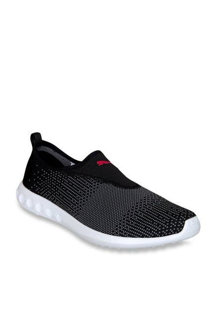 8a07e4bf5044 Buy Puma Black Casual Shoes for Women at Best Price   Tata CLiQ