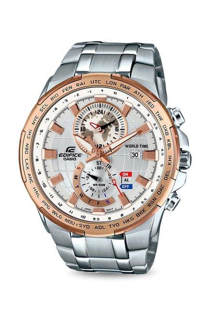 95f1cc033 Buy Casio EFR-550D-7AVUDF Edifice Analog Watch for Men at Best Price @ Tata  CLiQ