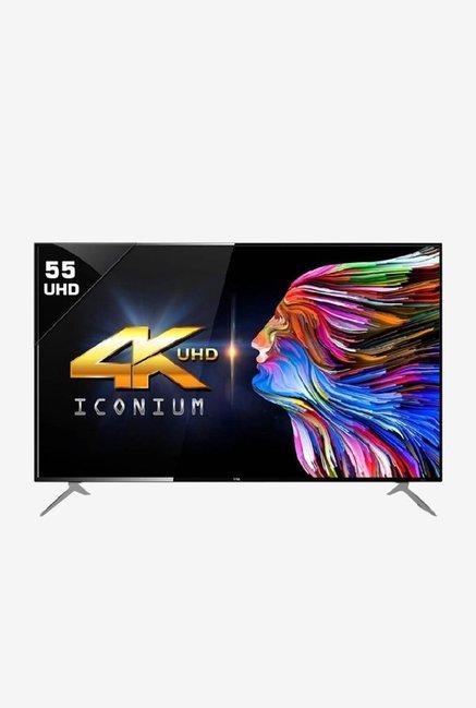 Vu 55UH7545 140cm  55inch  Ultra HD  4K  LED Smart TV  Black   3 Years Warranty