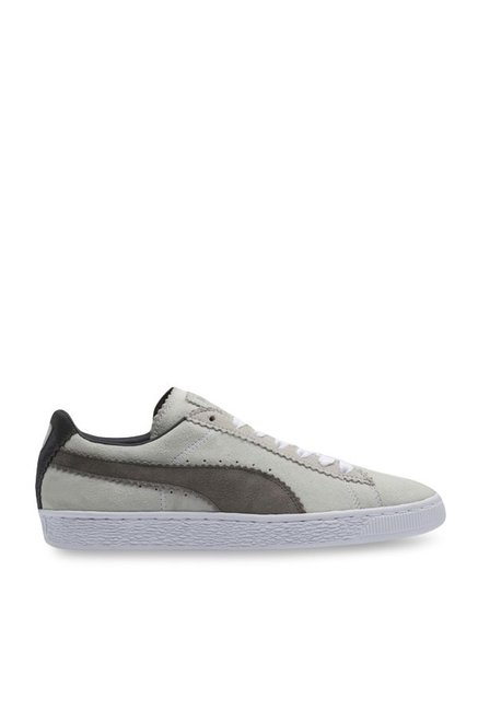 c1a6961d1f1 Buy Puma Classic X Michael Lau Off-White   Steel Grey Sneakers for Men at  Best Price   Tata CLiQ