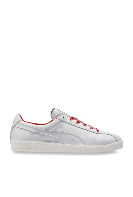 396ccf7d388260 Buy Puma Te-Ku Russia FM White Sneakers for Men at Best Price   Tata CLiQ