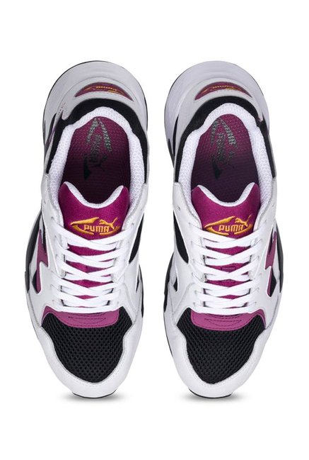 433ad17e115b Buy Puma Prevail OG Grape Kiss   White Running Shoes for Men at Best ...