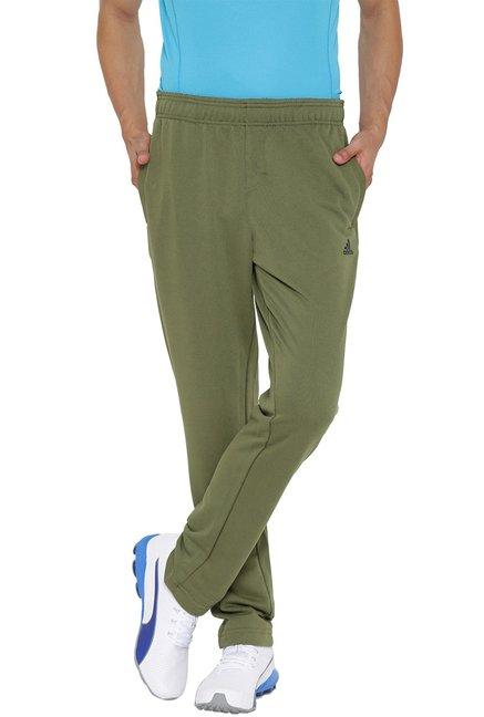Comprar @ Adidas Olive Mid para Rise Track Pants para Adidas Hombres Online @ Tata CLiQ fb94295 - rogvitaminer.website