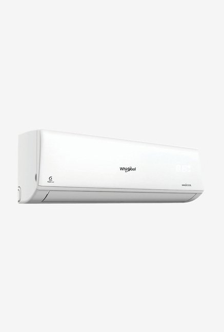 Whirlpool 1.5 Ton 3 (BEE rating 2017) Magicool PRM Copper Split AC (White)