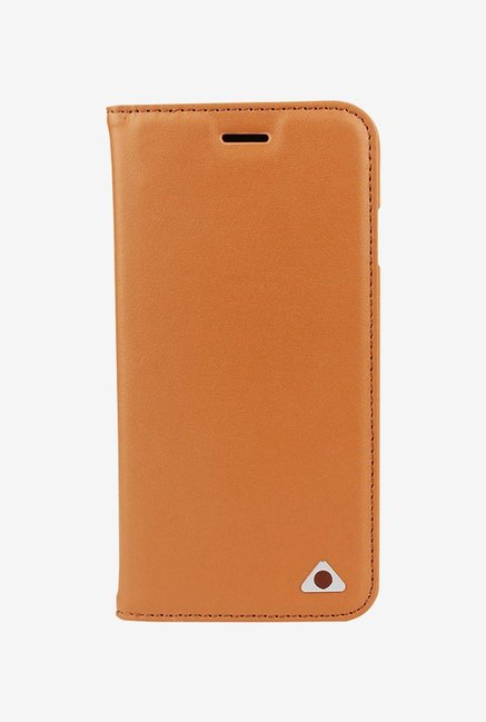 Stuffcool Baron Flip Case Cover For Apple Iphone 7 Plus Brown From Stuffcool At Best Prices On Tata Cliq