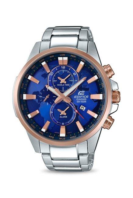 ba952e380 Buy Casio EFR-303PG-2AVUDF Edifice Analog Watch for Men at Best Price @ Tata  CLiQ