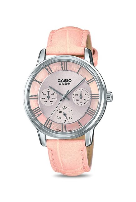 Casio LTP-E315L-4AVDF Enticer Analog Watch for Women