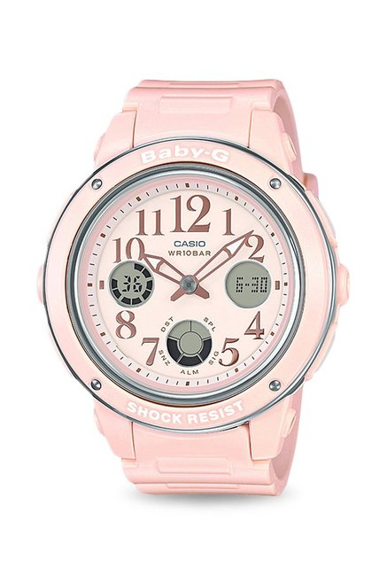 Casio BGA-150EF-4BDR Baby-G Analog-Digital Watch for Women
