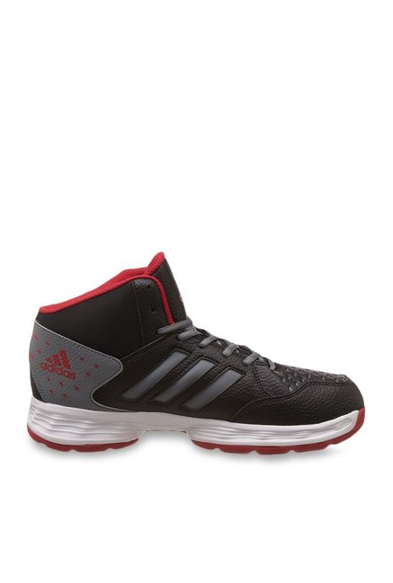 Adidas BASECUT Basketball Shoes Black Best Price in India