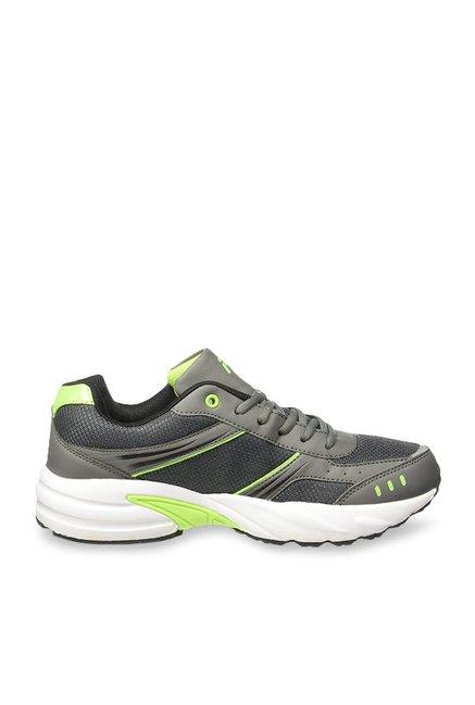876da14b6e53 Buy Fila Sprint III Dark Grey Running Shoes for Men at Best Price   Tata  CLiQ