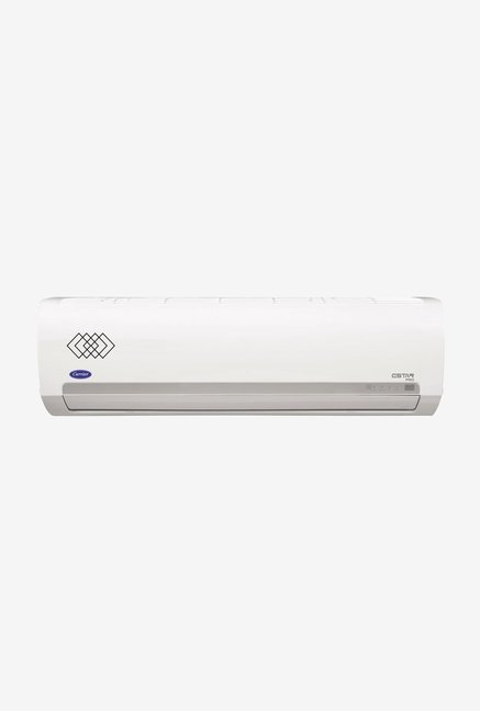 Carrier 18K Estar Pro 1.5 Ton 2 Star (BEE Rating 2018) CAS18EA2N8F0 Copper Split AC (White)