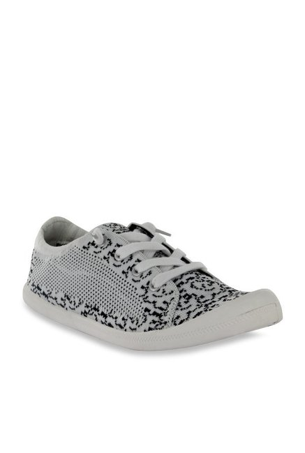ffae3b0987c5 Buy Madden Girl Bailey-K White Sneakers for Women at Best Price   Tata CLiQ