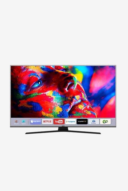 Sanyo XT 55S8200U 139cm  55 inch  Smart 4K Ultra HD LED TV  Black