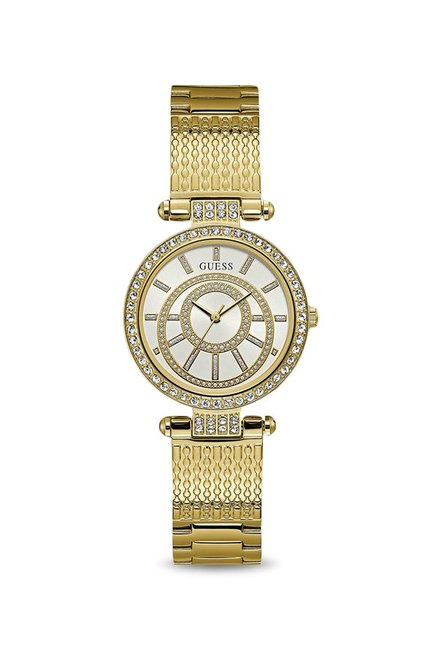 Guess W1008L2 Iconic Analog Watch for Women