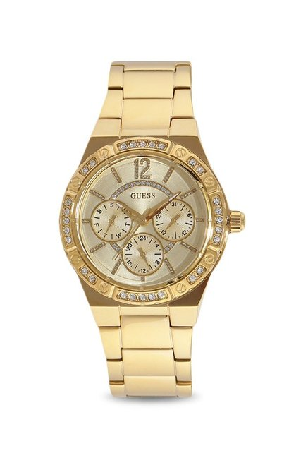 Guess W0845L2 Iconic Analog Watch for Women