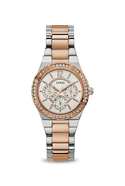 Guess W0845L6 Iconic Analog Watch for Women