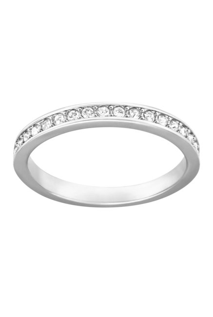 3341013ed Buy Swarovski Rare Silver Band Online At Best Price @ Tata CLiQ