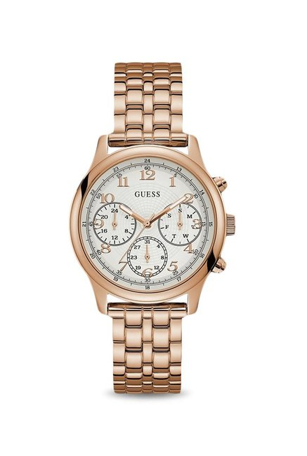 Guess W1018L3 Iconic Analog Watch for Women