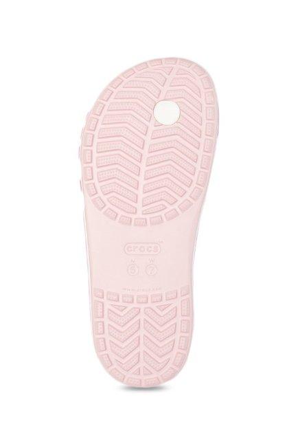 88ec791fd0198 Buy Crocs Bayaband Petal Pink Flip Flops for Men at Best Price ...
