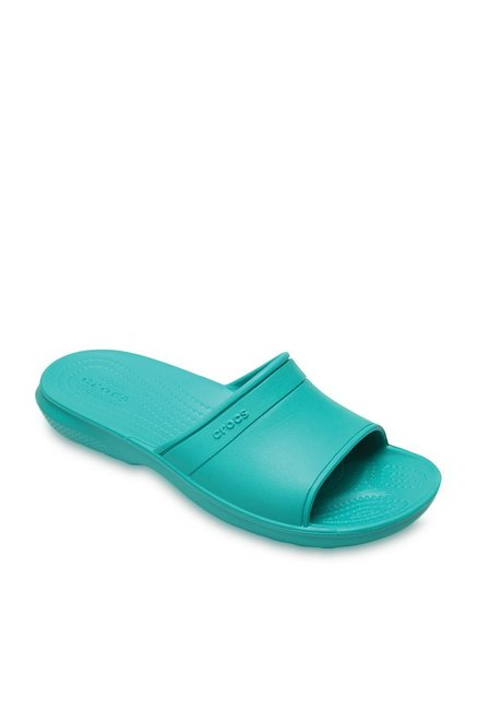 6ca9c686e Buy Crocs Classic Tropical Teal Casual Sandals for Men at Best Price ...