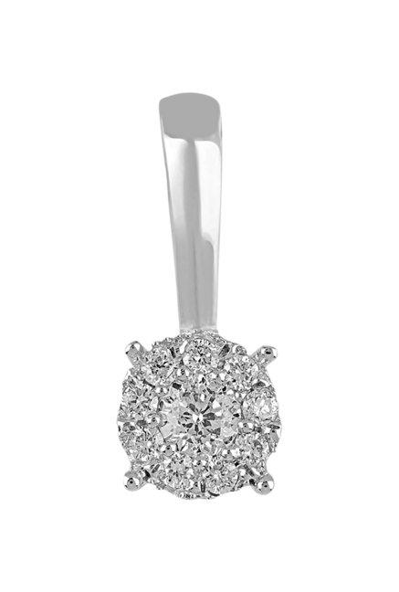 27424127c3213 Buy ORRA ORRA Diamond 18K Gold & 0.15 ct Diamond Pendant Online At ...