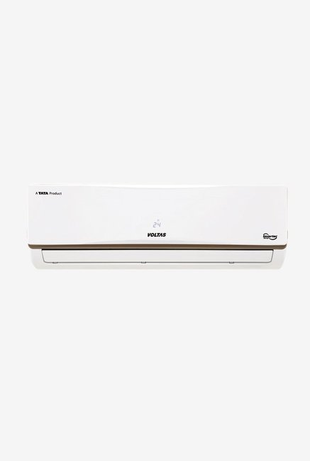 Voltas 1.5 Ton Inverter 3 Star (BEE Rating 2018) 183V MZJ3 Copper Split AC (White)