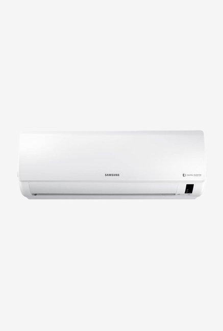 Samsung 1.5 Ton Inverter 3 Star (BEE rating 2018) AR18NV3HEWK Split AC (White)