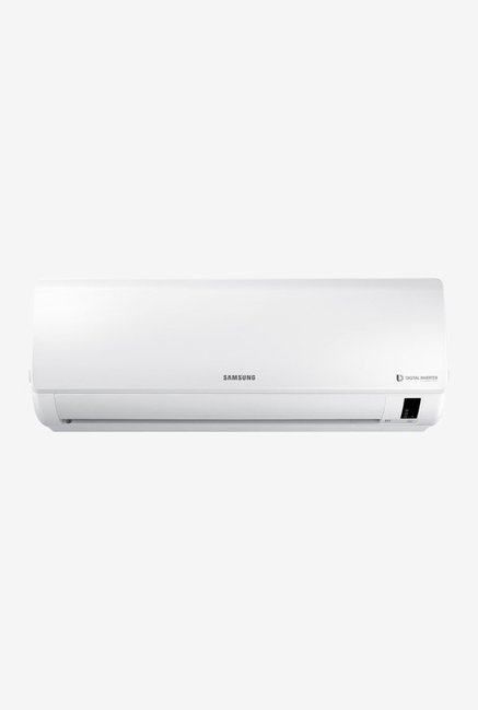 Samsung 2 Ton Inverter 3 Star (BEE rating 2018) AR24NV3HEWK Split AC (White)