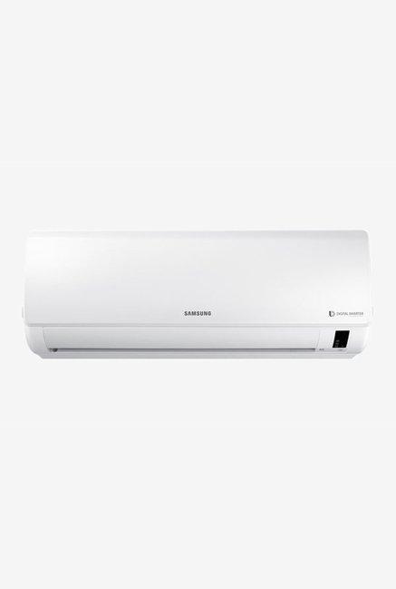 Samsung AR18NV3HFWK 1.5 Ton 3 Star Bee Rating 2018 Copper Inverter Split AC