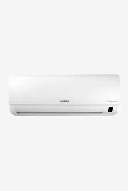 Samsung 1.0 Ton Inverter 3 Star (BEE rating 2018) AR12NV3HEWK Split AC (White)