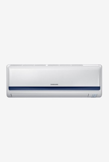 Samsung 1.5 Ton Inverter 3 Star (BEE rating 2018) AR18NV3UFMC Copper Split AC (White)