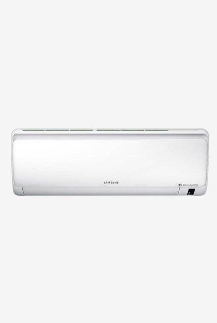 Samsung 1.0 Ton Inverter 5 Star (BEE rating 2018) AR12NV5PAWK Split AC (White)
