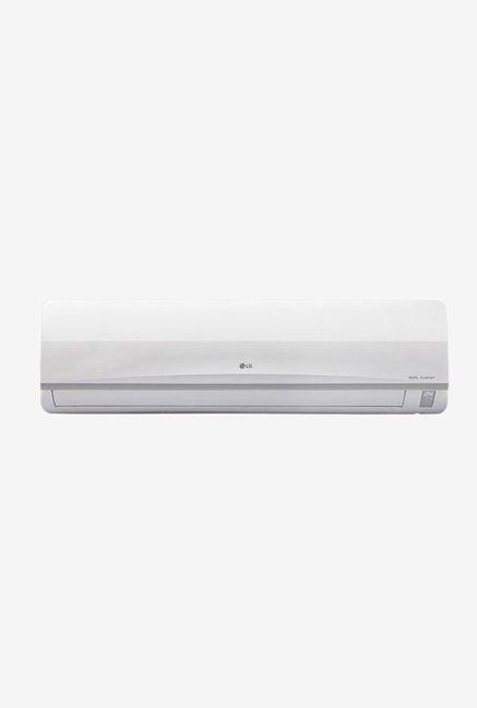LG 1.5 Ton Inverter 3 Star (BEE rating 2018) JS-Q18MUXD Split AC (White)