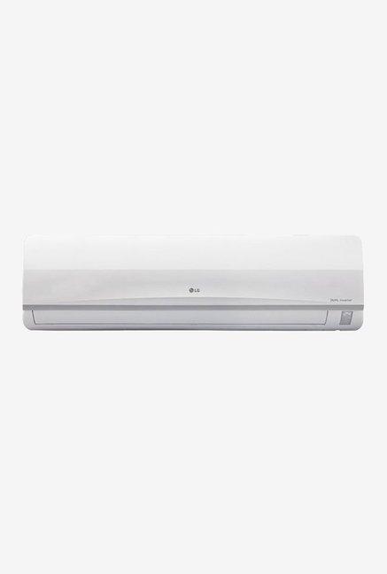 LG 1.0 Ton Inverter 3 Star (BEE rating 2018) JS-Q12MUXD Split AC (White)
