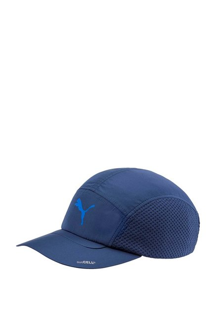 Puma Duocell Sargasso Sea Solid Polyester Trucker Cap