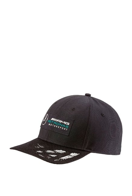 Buy Puma MAPM Black Applique Polyester Baseball Cap Online At Best Price   Tata  CLiQ 218688f8bc08