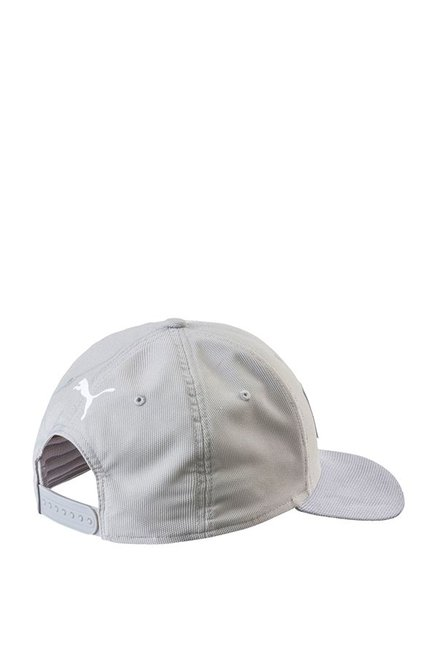 Buy Puma MAPM White Applique Polyester Baseball Cap Online At Best ... 902b7434ec28