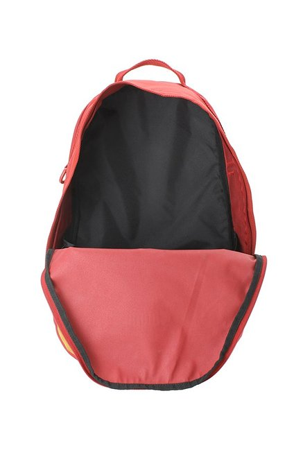 Buy Puma Red Dahlia   Mango Yellow Color Block Laptop Backpack ... 39a5a745d7a75