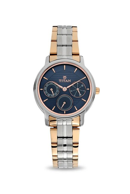 d97b1aabe Buy Titan 2589KM02 Neo - III Analog Watch for Women at Best Price   Tata  CLiQ