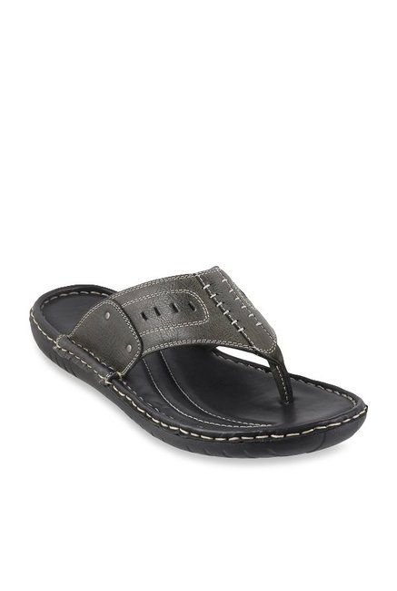 2d65c3adbe31 Buy Metro Olive Thong Sandals for Men at Best Price   Tata CLiQ